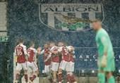 لیگ برتر انگلیس  شروع امیدوارکننده آرسنال در سال 2021 با یک برد پرگل