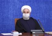روحانی: همه باید کمک کنند تا بازار ارز به تعادل برسد