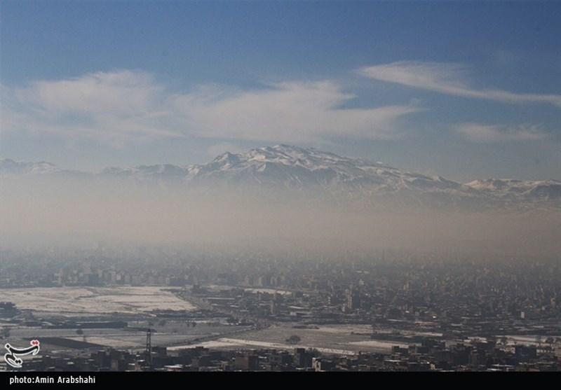 4روز هوای پاک سهم اصفهان در سال 99 بود