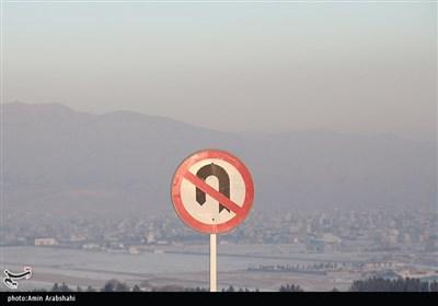 هوای اراک در وضعیت ناسالم برای گروههای حساس قرار گرفت