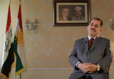 هجر حبیب   کمک ایران جلوی مصیبت داعش در منطقه ما را گرفت