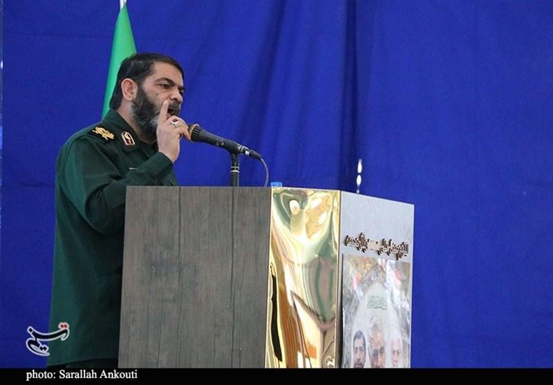 فرمانده سپاه استان کرمان: حضور در انتخابات دست رد ملت به سینه دشمنان نظام است