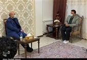 رئیس مجلس با اعضای قرارگاه امام رضا(ع) و گروههای جهادی بسیج دانشجویی استان کرمان دیدار کرد+تصویر