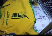 حضور اعضای مقاومت اسلامی بحرین در گلزار شهدای کرمان به روایت تصویر