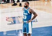 لیگ NBA| جیمز مصدوم شد