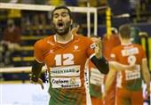 جام حذفی والیبال بلژیک| یاران کریمی و اسفندیار نایب قهرمان شدند