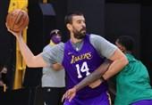 لیگ NBA| بازگشت گسول به ممفیس
