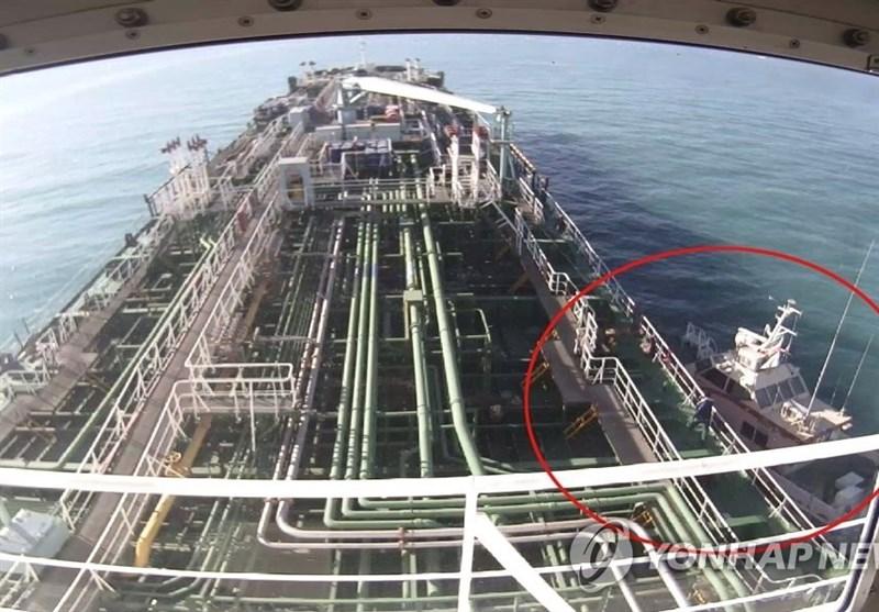 یونهاپ نیوز: ایران نفتکش کره جنوبی را آزاد کرد