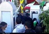 دبیرکل جنبش جهاد اسلامی فلسطین به مقام شامخ شهید سلیمانی ادای احترام کرد + عکس