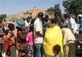 جلوگیری ارتش اتیوپی از فرار آوارگان جنگی به سمت سودان