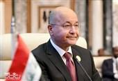 تاکید برهم صالح و دبیرکل اتحادیه عرب بر حفظ ثبات عراق/ قدردانی الکاظمی از نیروهای امنیتی و حشد