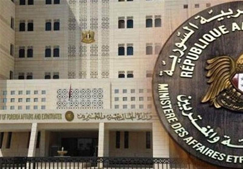 Syria Foreign Ministry Condemns Terror Attacks on Civilians in Hama, Deir Ezzor