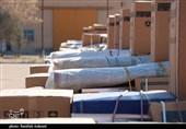 20 سری جهیزیه ویژه نوعروسان تحت پوشش کمیته امداد کاشان تهیه و اهدا شد