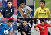 قایدی و عبدی نامزد جایزه بهترین بازیکن جوان سال 2020 آسیا
