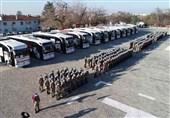 اعزام 258 نیروی نظامی ترکیه به شمال سوریه