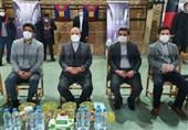بازدید سلطانیفر از اردوی تیم ملی بوکس