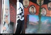 """تصاویر منتشر نشده از شهید سلیمانی/ دهیاریای که نامش """"قاسم آباد"""" شد"""