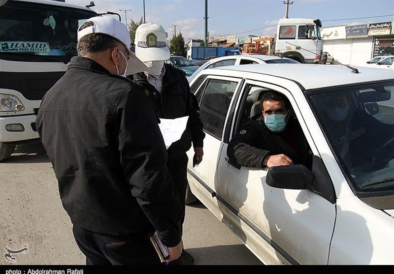 20000 راننده متخلف در استان گلستان بهدلیل نقض محدودیتهای کرونایی جریمه شدند