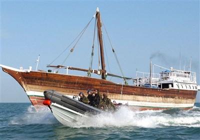 ۶.۳ میلیارد تومان کالای قاچاق با توقیف ۳ شناور در استان بوشهر کشف شد