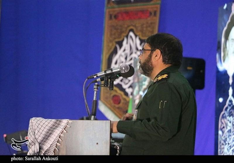 فرمانده سپاه استان کرمان: مکتب شهید سلیمانی میتواند نگاه جهان را نسبت به اسلام تغییر دهد