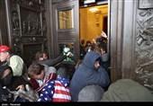 کشف و ضبط چند بمب در محوطه ساختمان کنگره آمریکا