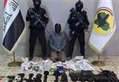 عراق| موفقیت حشد شعبی در دستگیری یک سرکرده داعشی در فلوجه