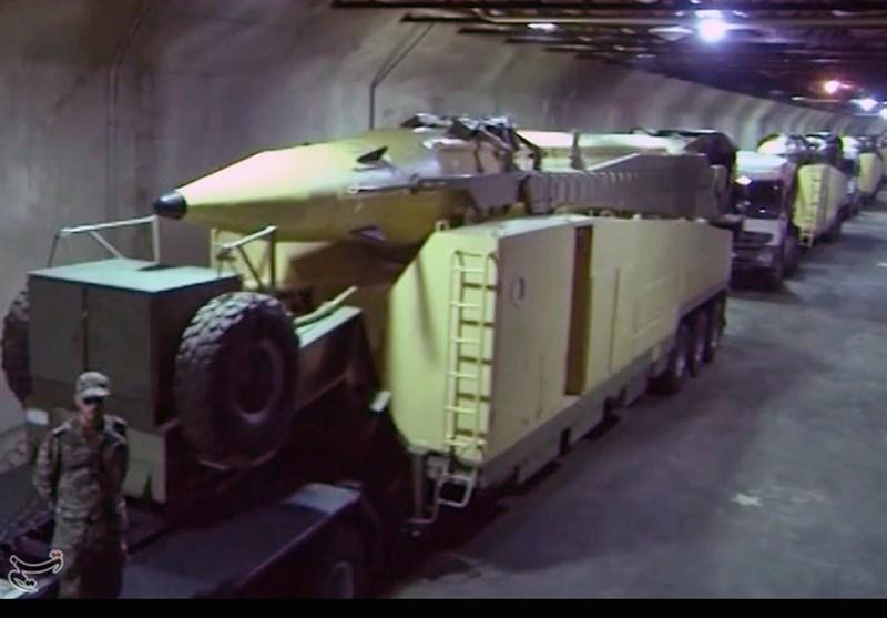 IRGC Unveils Strategic Missile Base on Persian Gulf Coast