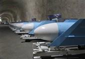 پایگاه راهبردی موشکی سپاه در سواحل خلیج فارس رونمایی شد