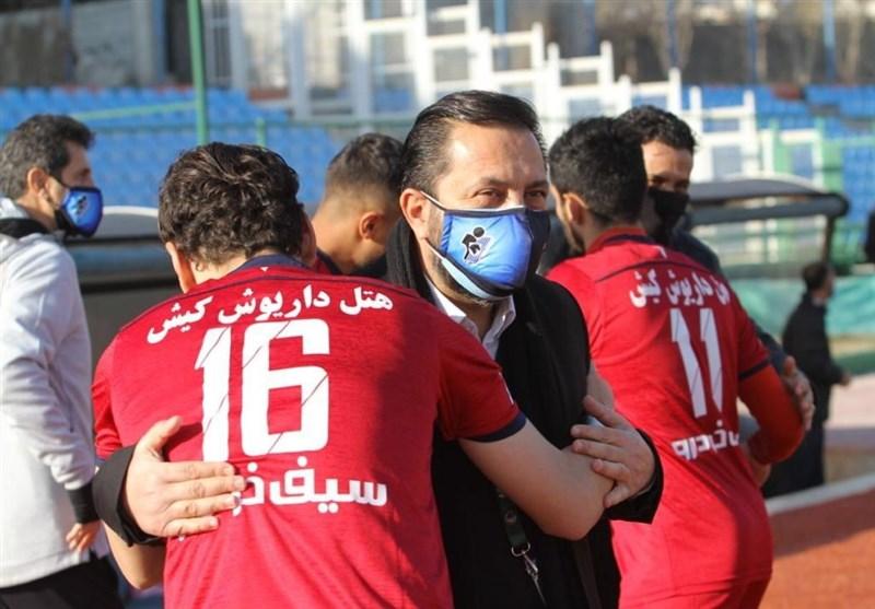 مدیرروستا: باید از شکست برابر سپاهان و مس درس بگیریم/ فوتبال ایران به VAR نیاز دارد