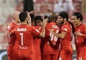لیگ ستارگان قطر  پیروزی العربی و امصلال