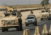 US Logistics Convoy Hit by Roadside Bomb in Iraq's Al-Anbar
