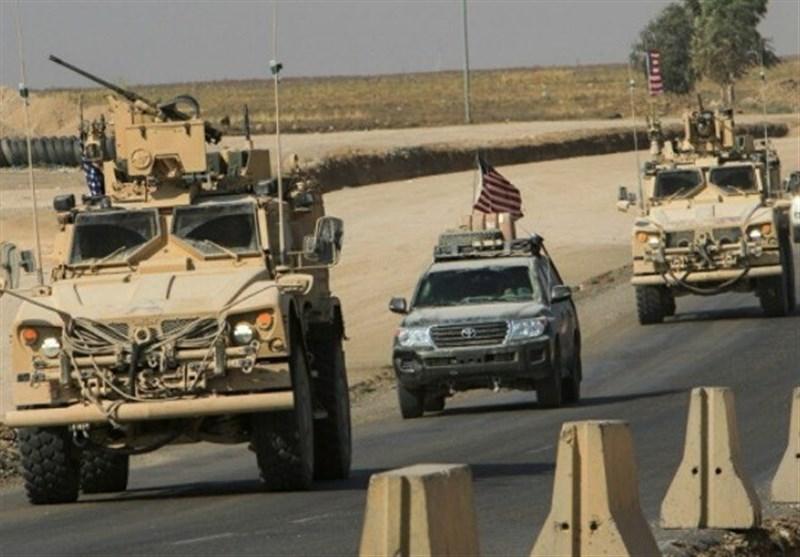 Roadside Bomb Hits US-Led Coalition Trucks in Iraq