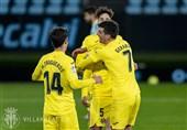 لالیگا  ویارئال با طوفان یک نیمهای، جای بارسلونا را گرفت