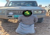 بازداشت سرکرده داعش در الانبار عراق/ جولان تروریستها مقابل چشمان آمریکایی