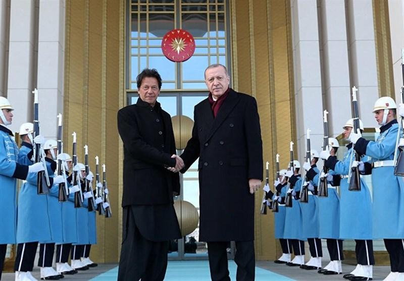 گزارش| ترکیه – پاکستان، از همکاری دفاعی تا سریال تلویزیونی مشترک