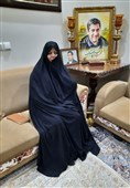 روایت همسر شهید پورجعفری از آخرین دیدار با او| خبر شهادت حسین را از تلویزیون شنیدم