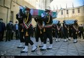 مراسم بزرگداشت شهدای گمنام در زندان مرکزی کرمانشاه برگزار شد+ تصاویر