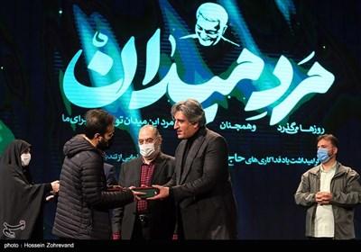 رونمایی از مجسمه سپهبد شهیدحاج قاسم سلیمانی