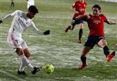 لالیگا| رئال مادرید با توقف مقابل تیم نوزدهم جدول، فرصت صعود به صدر را از دست داد