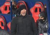 زیدان: این فوتبال نبود و شرایط خیلی دشوار بود/ بازی با اوساسونا باید به تعویق میافتاد