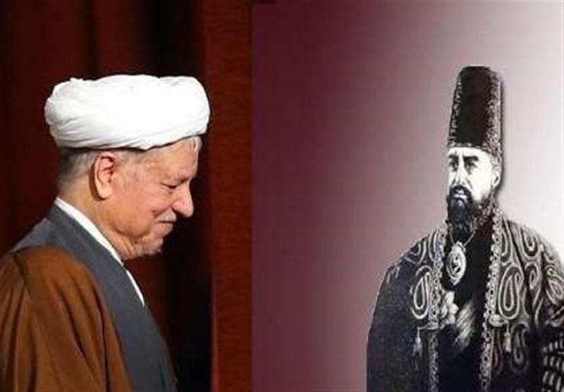 درباره مقایسه هاشمی و اصلاحطلبان با امیرکبیر/ مثل «امیرکبیر» یا عکسِ امیرکبیر؟