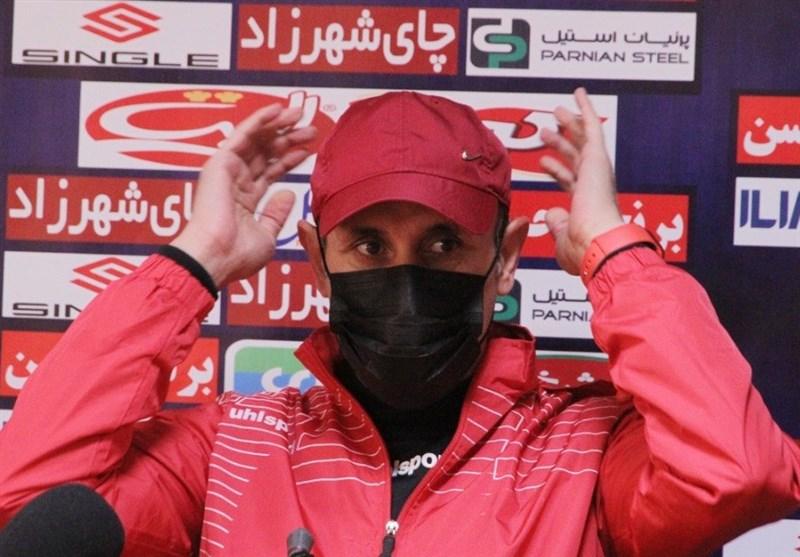 گلمحمدی: مهرههای هجومی سپاهان جزو بهترینهای لیگ هستند/ انگیزه زیادی داریم