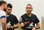 اعلام اسامی داوران هفته پانزدهم لیگ دسته اول فوتبال