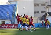 جام حذفی فوتبال| صعود خیبر خرمآباد به یکچهارم نهایی با حذف صنعت نفت