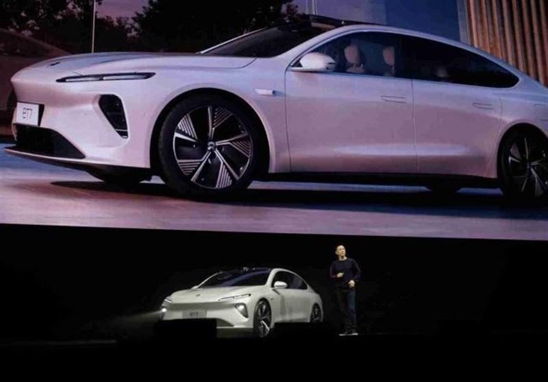 خودروساز چینی از اولین مدل سدان برقی خود رونمایی کرد
