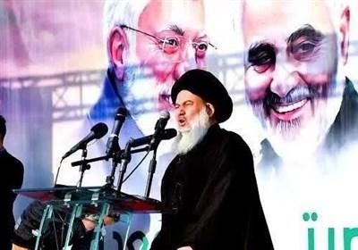 امام جمعه بغداد: اشغالگران آمریکایی جایی در خاک عراق ندارند/ آنها را به زور اخراج خواهیم کرد