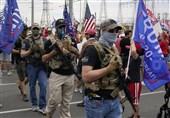 برنامهریزی هواداران مسلح ترامپ برای برگزاری تظاهرات در همه ایالتهای آمریکا/ هشدار یک گروه مسلح درباره تبعات برکناری ترامپ