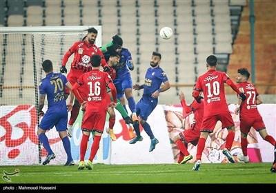 تیم منتخب هفته هشتم لیگ برتر با خط آتش سرخابی