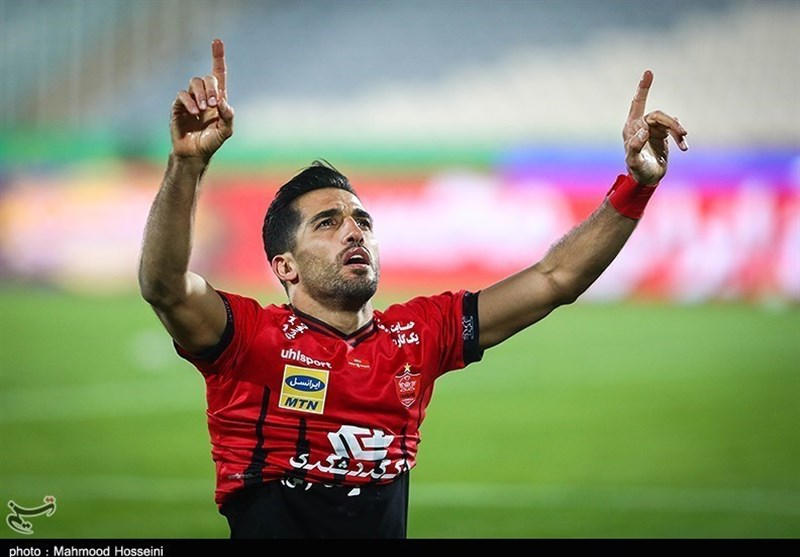 Vahid Amiri; Persepolis Key Man in 2021 ACL Group Stage: ACL