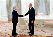 پوتین: حل مشکلات قفقاز جنوبی به نفع روابط روسیه و آذربایجان است
